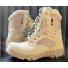 Sepatu Army Delta Tracking Shoes Tactical 8Inc