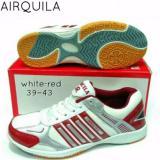 Beli Sepatu Badminton Airquila Ar Old Merah Online Terpercaya