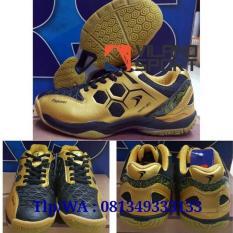 Sepatu Badminton Flypower Mendut Gold