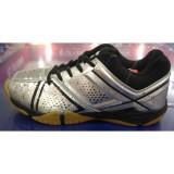 Spesifikasi Sepatu Badminton Lining Geo Aytm 043 3 Silver Blk Dan Harga