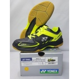 Jual Sepatu Badminton Yonex Srcr 75 Black Yellow Original Online Di Dki Jakarta