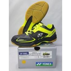 Diskon Sepatu Badminton Yonex Srcr 75 Black Yellow Original Dki Jakarta