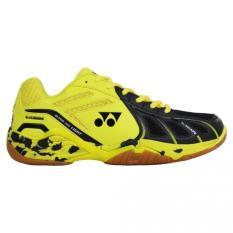 Sepatu Badminton Yonex Super Ace Light New Black Lime (Original) 533a59baad