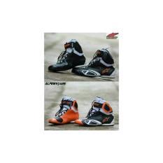 Sepatu Balap Motor Road Race Pria Alpinestar Boots