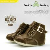 Harga Sepatu Bayi Prewalker Shoes By Freddie The Frog Woody Boots Asli Freddie The Frog Shoes