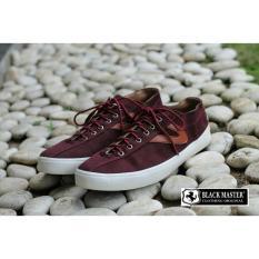 Sepatu Black Master Casual Sneakers Messi BM-001 Sepatu Santai ,Sepatu Sekolah ,Sepatu Kuliah ,Sepatu Kerja