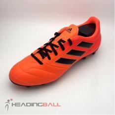 Sepatu Bola Adidas Original ACE 17.4 FG Solar Orange S77094 BNIB