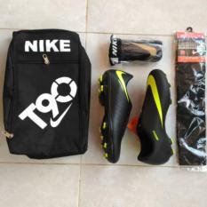 Sepatu Bola Keren Stabilo Paket Lengkap Tas, Decker Dan Kaos Kaki  Sepatu Bola Murah / Sepatu Bola Keren / Sepatu Bola Murah / Sepatu Bola