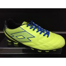 Sepatu Bola Lotto Original Soccer Spider Xi Fgt Yellow Saf /White - 6C33D7