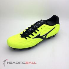 Sepatu Bola Mizuno Original Rebula V3 Safety Yellow Black P1GA188545