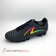 Sepatu Bola Specs Original Equiferus FG Black Stripe 100747 BNIB