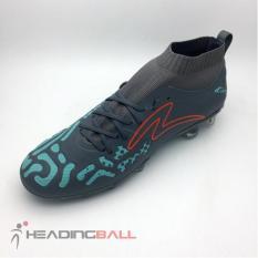 Sepatu Bola Specs Original Swervo Thunder Strom FG Grey 100782 BNIB