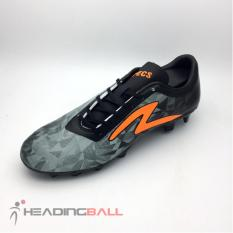 Sepatu Bola Specs Original Swevo Dynamite FG Black Palona Grey 100788