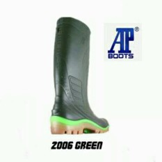 Sepatu Boot Anti Air Anti Hujan Anti Banjir By AP BOOTS size 38