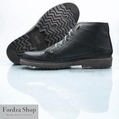 Sepatu Boot BOOTS Pria/ Boot Kulit Asli PREMIUM/ Sepatu Boot Casual Bukan Kickers-  Dr Martin- Caterpillar 003HT