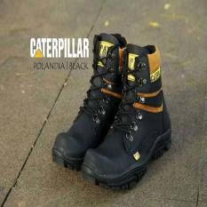 Sepatu Boot Caterpillar Pria Tracking Boots Outoor Caterpillar Safet