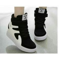 Jual Sepatu Boot Evlove Tb 548 Hitam Sepatu Import Wanita Import