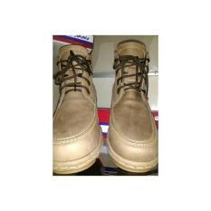 Sepatu Boot Kulit Asli Magetan Pria