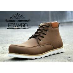 Harga Hemat Sepatu Boot Moofeat Edward Original Clothing