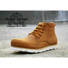 Harga Sepatu Boot Moofeat Edward Original Clothing Moofeat Asli