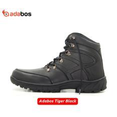 Sepatu Boot Pria Adabos Tiger Safety/Sepatu Hitam