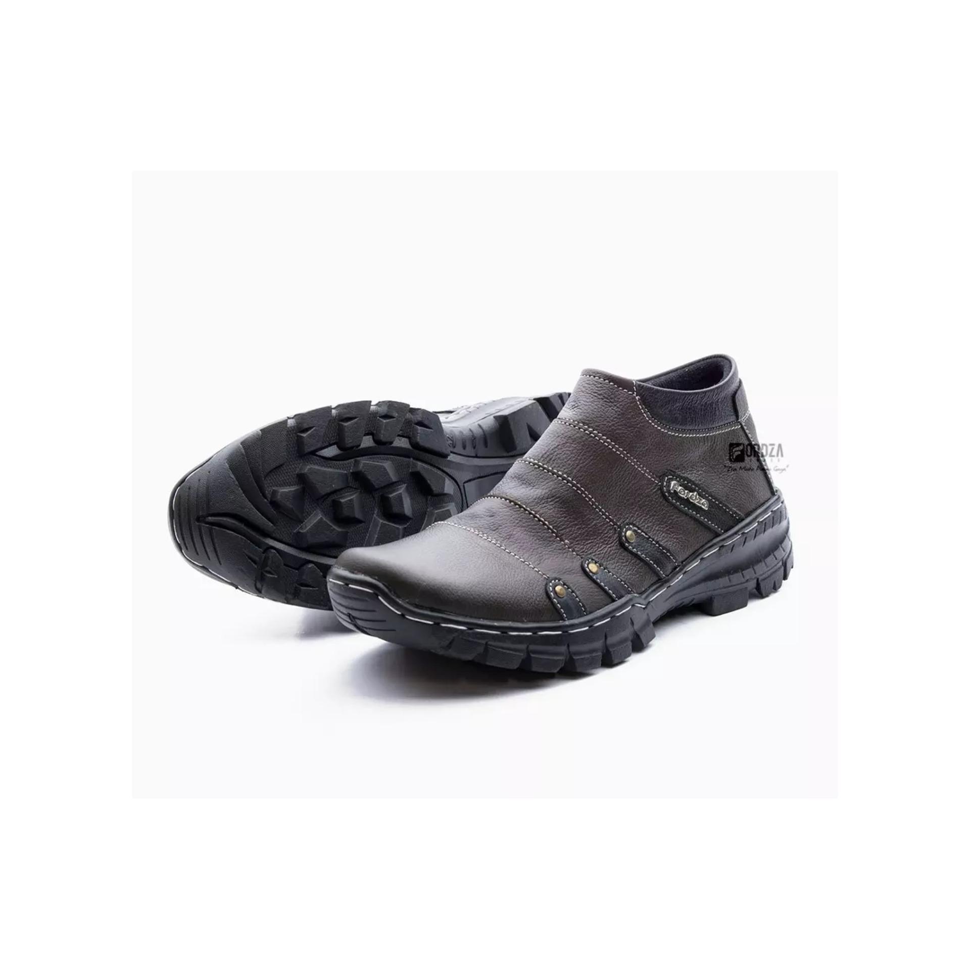 Sepatu Kickers Kerja Formal Boots Kulit Asli Kasual Pria Formal Non Safety  Kerja Kantor SneakersIDR237600. Rp 240.000 32a7d97116