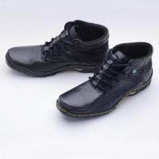 Sepatu Boot Pria/ Sepatu Boots Kulit/ Boot Model Kickers, Caterpillar, Bally, Brodo BKS01TP