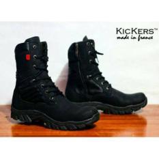Toko Sepatu Boot Pria Touring Gagah Gaya Keren Kickers Delta Safety Terlengkap Indonesia