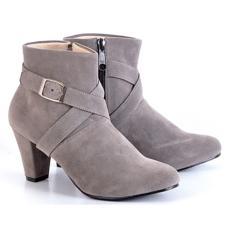 sepatu boot wanita,sepatu boot cewek,sepatu wanita azzurra,sepatu cibaduyut branded original