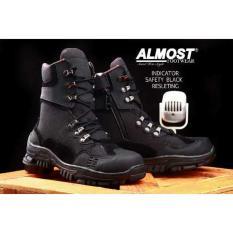 Spesifikasi Sepatu Boots Merk Apmol