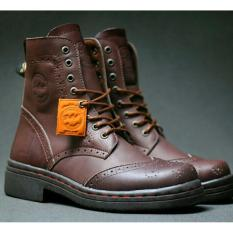 Beli Sepatu Boots Berkendara Turing Sepatu Boots Anak Band Bradleys Adelardo Brown Online