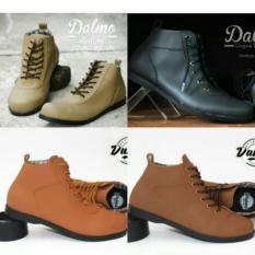 Sepatu Boots Casual Brodo Ventura Dalmo Original Footwear Handmade Bandung