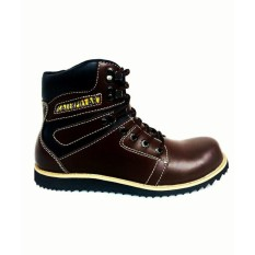 Harga Sepatu Boots Caterpillar Black Dack Multi Online