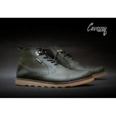 Jual Sepatu Boots Formal Original Online Di Banten