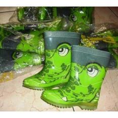 Sepatu Boots Gator Dari Ap Boots Anak Anti Air Kereen - Uvvpoo