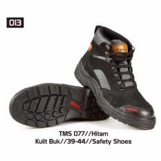 Sepatu Boots Gunung Pria Asli Cibaduyut / Sepatu Safety Keren Trendy