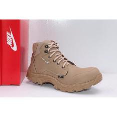 Katalog Sepatu Boots Hibiscus Safety Cream Terbaru