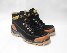 # Sepatu Boots Kulit Asli Cibaduyut Bandung Pria Kuliah Limited