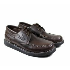 Sepatu Boots Kulit Original  sepatu zapato kulit asli sepatu kulit brodo - sepatu boots pendek kulit asli - sepatu kulit pria