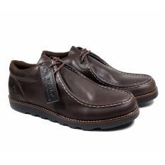 Sepatu Boots Kulit Pria Wolf Brodo Chihua-Hua Original Hight Quality
