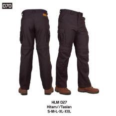 Sepatu Boots Kulit Trendy Untuk Touring / Adventure / H Limited