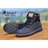 Spesifikasi Sepatu Boots Moofeat Margon Black Best Seller Premium Quality Dan Harganya