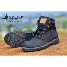 Beli Sepatu Boots Moofeat Margon Black Best Seller Premium Quality Murah