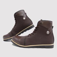 Sepatu Boots Pria Adabos Aventador Safety - Sepatu Boot Safety