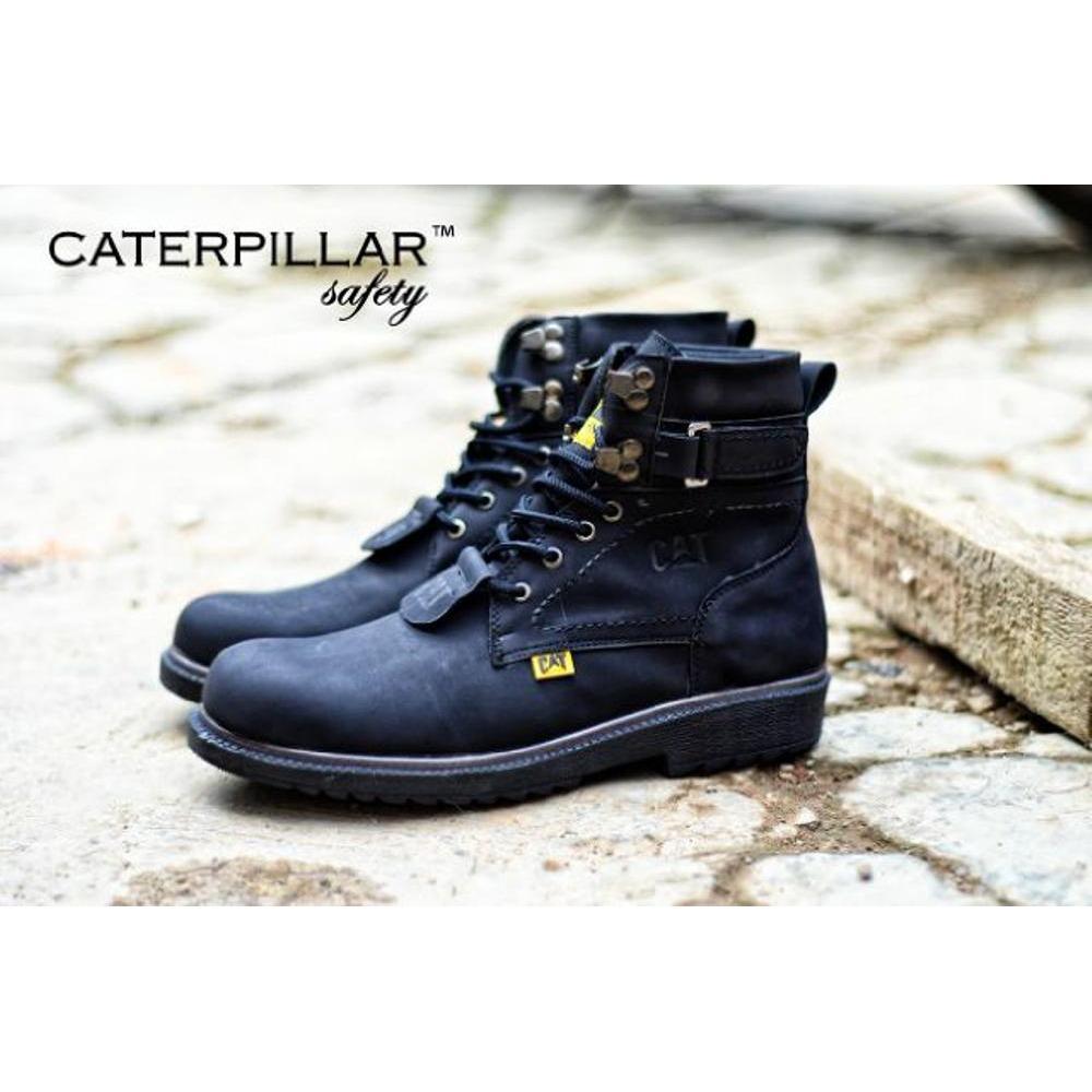 Sepatu Boots Pria Safety Aliando California Tracking Hiking Nike Ujung Besi Source Rp 249000 Gunung Treking