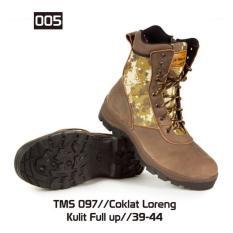 Sepatu Boots Pria Asli Cibaduyut / Sepatu Adventure Mot Murah