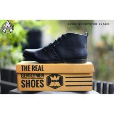 Spesifikasi Sepatu Boots Pria Brodo Sepatu Brodo Boots Sepatu Avail Sporster Hitam Dan Harganya