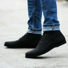 Sepatu Boots Pria Frandeli Pioneer Kerja Casual Murah Sneakers Keren - Bbba7a