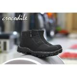 Spesifikasi Sepatu Boots Pria Kerja Proyek Hiking Crocodile Morisey Safety Murah
