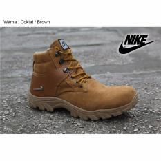 Miliki Segera Sepatu Boots Pria Kranze Safety Shoes